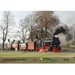 Tillig 09712 Schmalspur-Kalender 2021