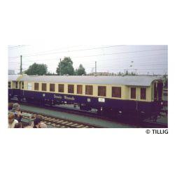 Tillig 13305 Személykocsi (rendezvénykocsi) WGye 839, Deutsche Weinstraße, DB IV
