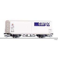 Tillig 14848 Eltolható oldalfalú kocsi Hbis-tt, SBB Cargo VI
