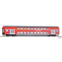 Tillig 16796 Emeletes személykocsi 1/2.o DABz 755, RegioJet, DB AG VI