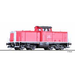 Tillig 501595 Dízelmozdony BR 212 242-2, DB AG V