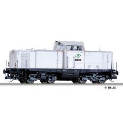 """Tillig 501971 dízelmozdony 111 001 """"Mumie"""" der ITL, Ep. VI"""