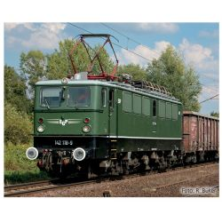 Tillig 502128 Villanymozdony BR 142 118-9, Eisenbahn Gesellschaft Potsdam mbH (EGP) VI