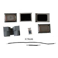 Tillig 66053 Hangdekóder építőkészlet BR E 94 villanymozdonyhoz