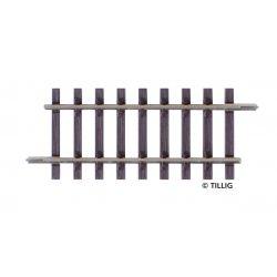 Tillig 82126 Egyenes sín 64 mm