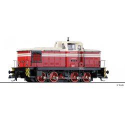Tillig 96119 Dízelmozdony BR 270 155, VEB Kalikombinat Werra III