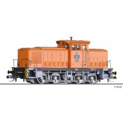 Tillig 96324 Dízelmozdony V 60 D, Werklok 73, VEB Chemische Werke Buna IV