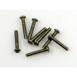 Titanium csavar 3*20 gömbfejü