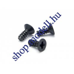 TP. FLAT HEAD SCREW M3 x 8mm