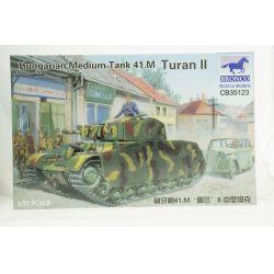 Turan 41.M Hungarian medium tank