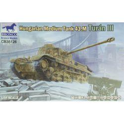Turan III 43.M hungarian tank