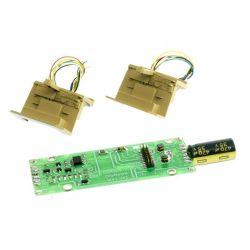 V43-TUNNING Optikai javítókészlet V43 Szili villanymozdonyhoz, PluX22