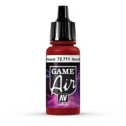 Vallejo Game Air 72711 Gory Red, 17 ml