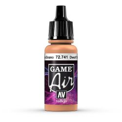 Vallejo Game Air 72741 Dwarf Skin, 17 ml