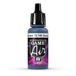 Vallejo Game Air 72748 Sombre Grey, 17 ml