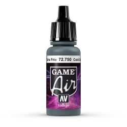 Vallejo Game Air 72750 Cold Grey, 17 ml
