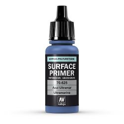 Vallejo Game Air Ultramarine, 17 ml, Surface primer