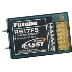 Vevõ R617FS 2,4GHz 7 csat. Fu