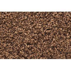 Woodland B86 Zúzalék, barna, durvaszemcséjű