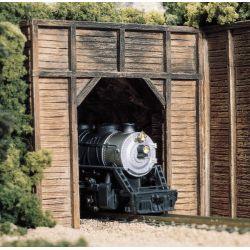 Woodland C1254Faácsolatú alagútbejárat, egysínes, (gipsz)