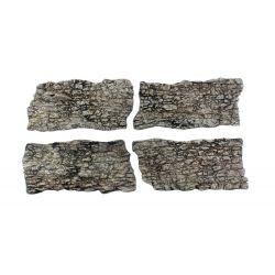 Woodlands C1138 Ready Rocks 'Rock Face' sziklák, 4 db