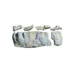 Woodlands C1243 Rock Mold szikla öntőforma, 'Base Rock'