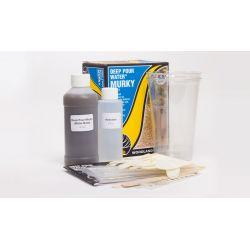 Woodlands CW4511 Vízkészítő készlet, zavaros vízhez, Deep Pour Water Murky