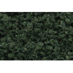 Woodland FC1637 Szóróanyag bokorhoz, aljnövényzethez, sötétzöld, szivacsos
