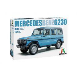 3640S ITALERI Mercedes Benz G 230 1:24