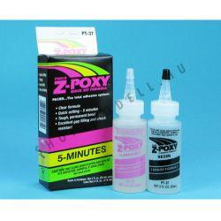 Z-Poxy kétkomponensű ragasztó, 5 perces