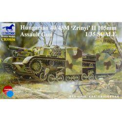 Zrinyi II 40/43M 105mm