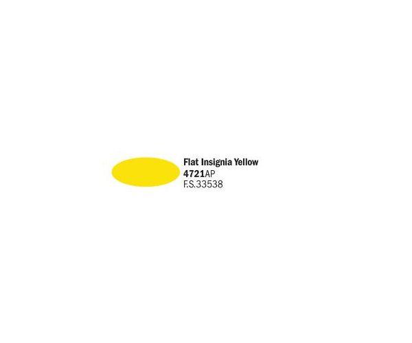 Italeri 4721AP matt Insignia sárga akril makett festék