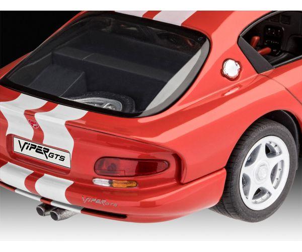 07040 REVELL Dodge Viper GTS 1/24