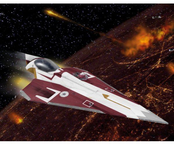 REVELL 03614 OBI-WANS JEDI STARFIGHTER