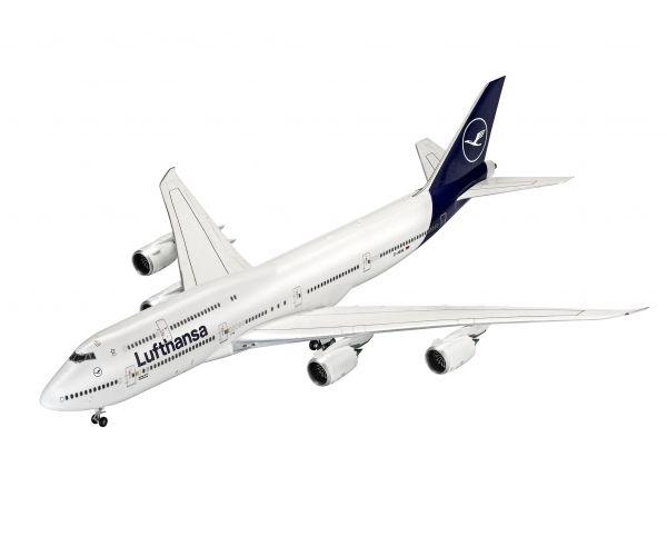 03891 - Boeing 747-8 Lufthansa New Livery (1: 144)