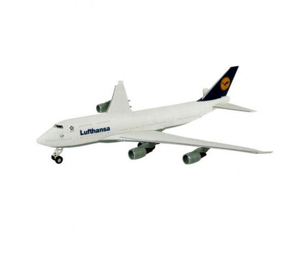 Revell 06641 Boeing 747-400 Lufthansa 1:350