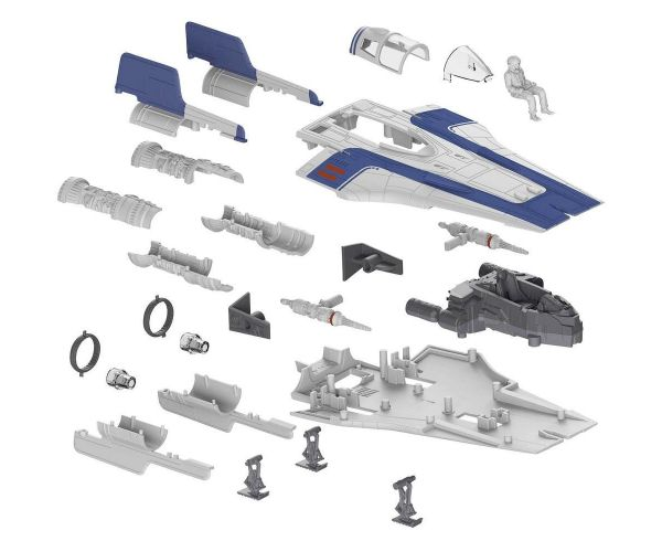 REVELL 06762 StarWars resist