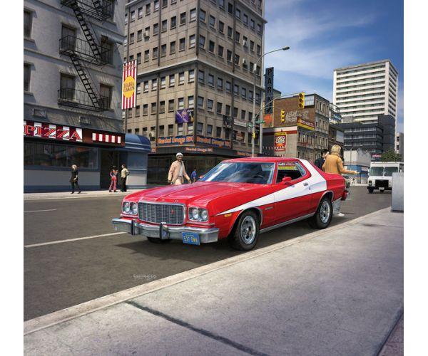 REVELL 07038 Ford Torino 1:25
