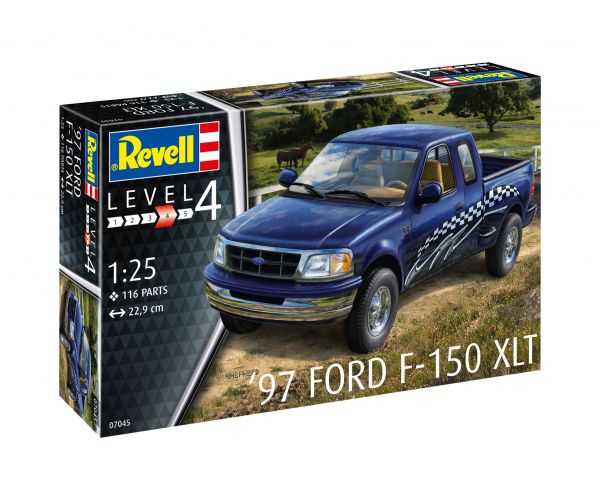 07045 REVELL Ford F-150 97 1/24