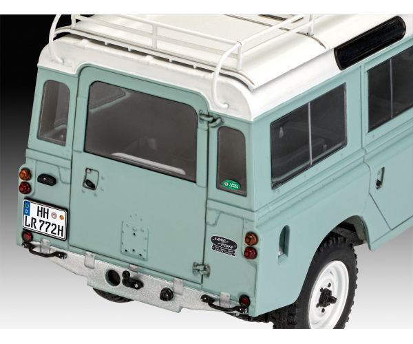07047 - Land Rover Series III