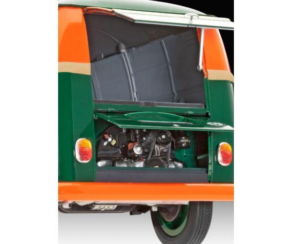 VW T1 Transporter makett Jagermesiter