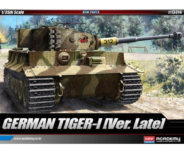 1/35 TIGER-1 LATE VERSION