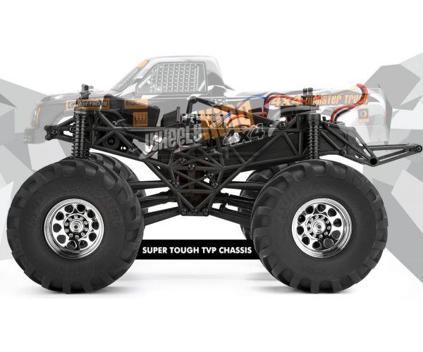 HPI Wheely King 4x4