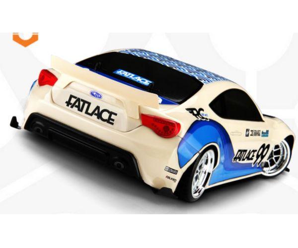 HPI RS4 Sport 3 Drift Subaru BRZ
