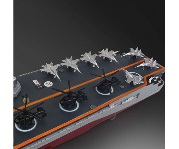 Repülőgép hordozó anyahajó 1:275 2,4Ghz RTR