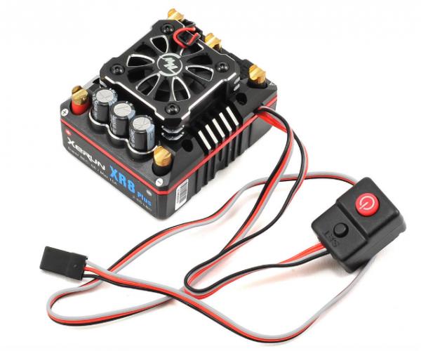 Hobbywing Xerun XR8 Plus 1/8 Competition Sensored Brushless ESC