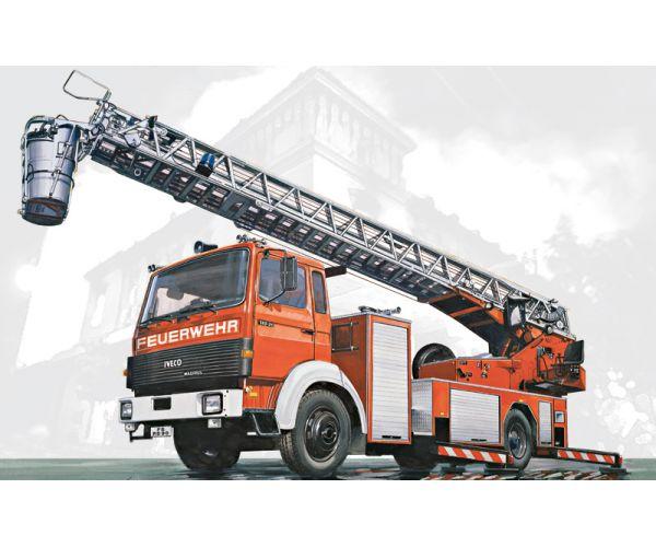 Italeri 3784 IVECO-Magirus DLK 23-12 Fire Ladder Truck