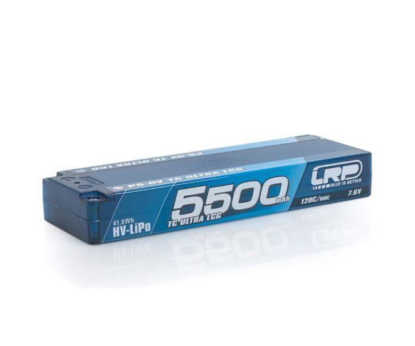 LRP akku LiPo 7.6V 550mAh P5-HV Ultra LCG Graphene
