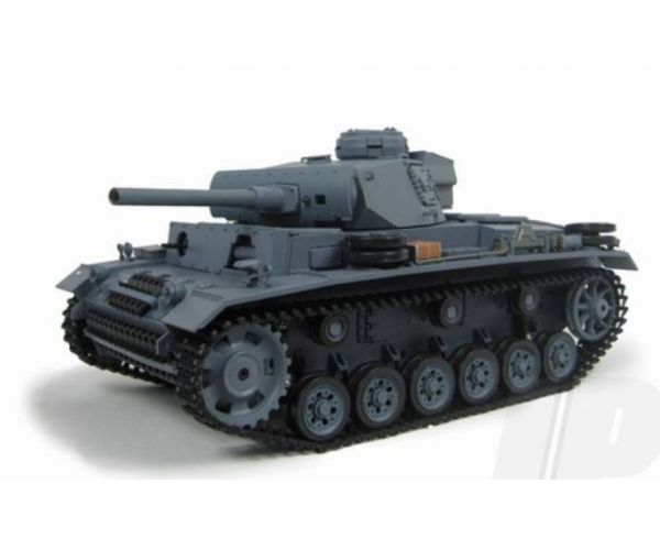 German Panzer III rc tank