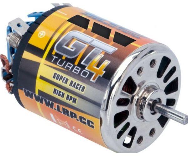 LPR GT 4 elektromos motor